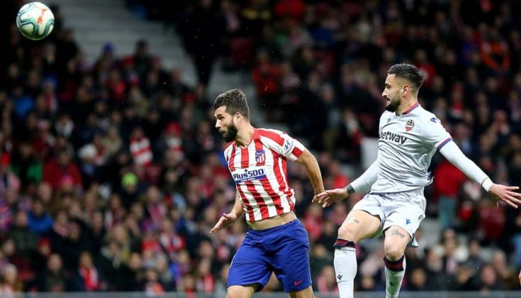 Felipe - zagueiro - Atlético de Madrid