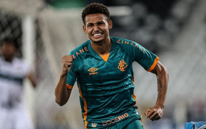 Felippe Cardoso - 3 gols