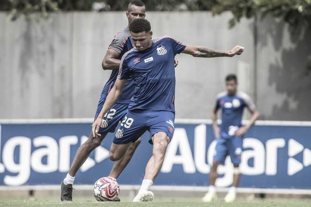 Felippe Cardoso – atacante – 22 anos – emprestado ao Vegalta Sendai (JAP) até janeiro de 2022 – contrato com o Santos até outubro de 2023