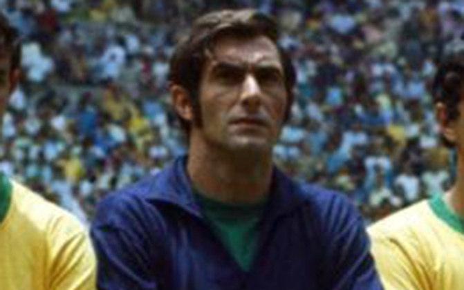 FÉLIX - Titular em 1970, faleceu em agosto de 2012, aos 74 anos, em São Paulo.