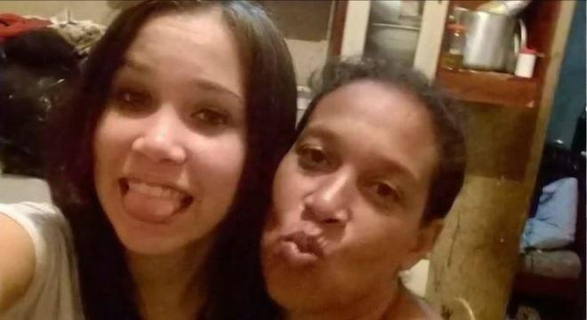 Mãe e filha foram mortas na segunda-feira (12)
