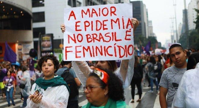 Violência de gênero aumenta no isolamento social