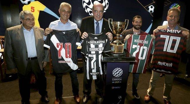 O pior Campeonato Carioca desde 1906. Vexame atrás de vexame
