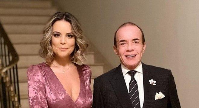 Fernanda e Chiquinho Scarpa