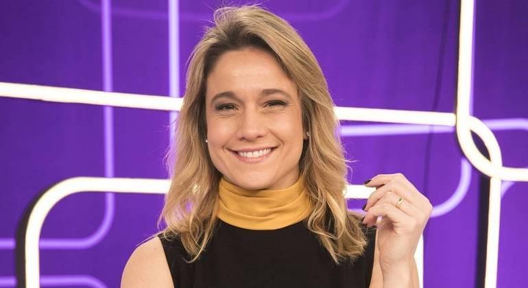 """Fernanda Gentil vai voltar com o """"Se Joga"""", agora semanal, na Globo"""