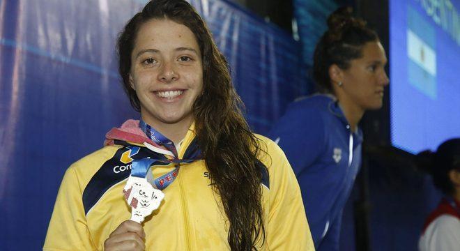 Após ouro no Troféu Maria Lenk, Fernanda Goeij quer fazer história no Pan