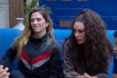 Nadja Pessoa e Fernanda Lacerda: de amigas a rivais