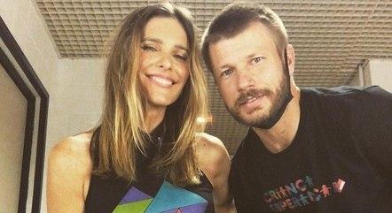 Fernanda Lima e Rodrigo Hilbert preparam estreia no GNT