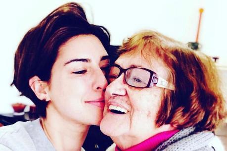 Fê Paes Leme lamenta morte da avó