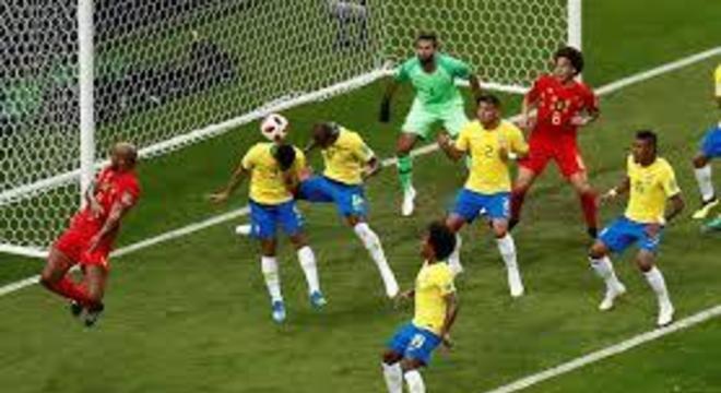 Fernandinho. Gol contra a Bélgica o marcou. Tite quer sua recuperação a fórceps