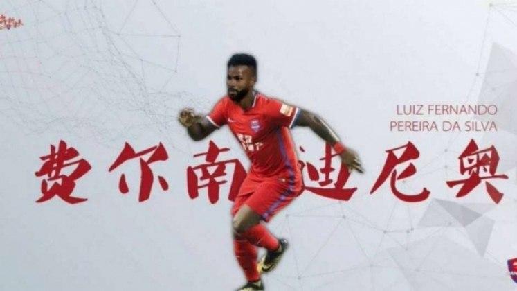 Fernandinho (Chongqing Dangdai Lifan FC)