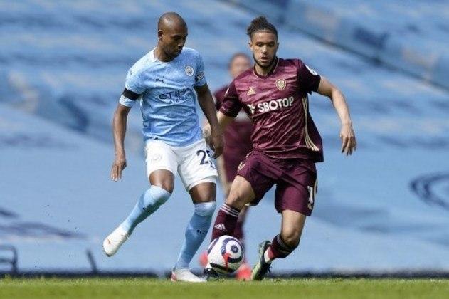 Fernandinho - Manchester City (Inglaterra) - Volante - 36 anos - Contrato até:  30/06/2021