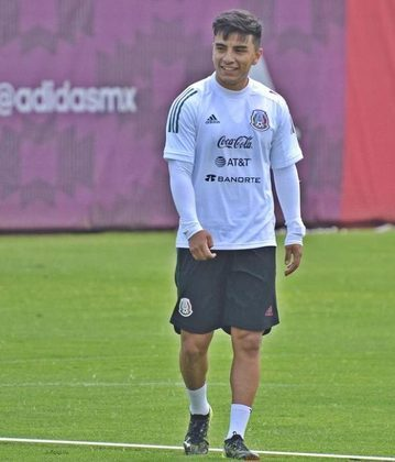 Fernando Beltrán: 23 anos – meio-campista – Deportivo Guadalajara (MEX) – Valor de mercado: 3 milhões de euros.