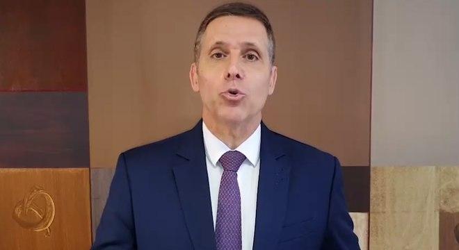 """""""De novo, em ano eleitoral"""", disse Fernando Capez"""