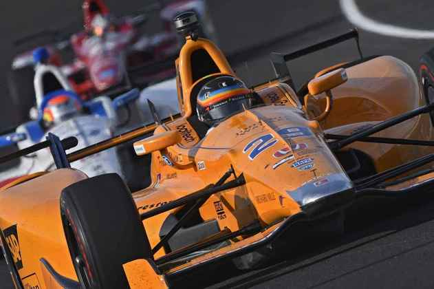 Fernando chegou a perder o GP de Mônaco da Fórmula 1 para correr a prova
