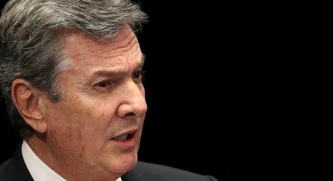 Senador Fernando Collor, do PROS-AL