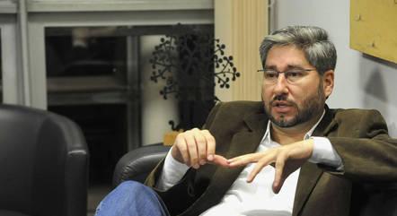 Na imagem, dep Fernando Cury (Cidadania-SP)