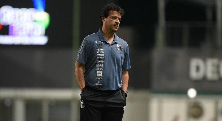 Depois de ser demitido do Santos, Fernando Diniz é o novo técnico do Vasco