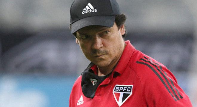Fernando Diniz passou a ter o apoio generalizado no São Paulo. Já que Ceni não vem