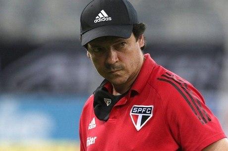 São Paulo está em 3º no Brasileiro e tem melhor aproveitamento no nacional