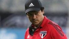 """""""Não vou pedir demissão"""", avisa Fernando Diniz"""