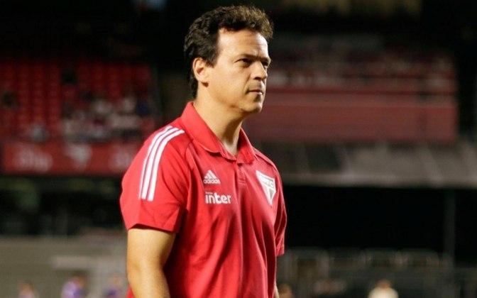 Fernando Diniz - 5,0: O treinador não conseguiu dominar o adversário, mesmo jogando dentro de casa. Mexeu no time durante o segundo tempo e gastou as cinco substituições possíveis. Nenhuma delas surtiu o efeito desejado e o São Paulo continuou apático.