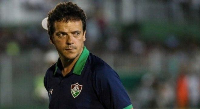 Fernando Diniz - Boavista x Fluminense