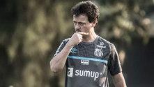 Santos confirma demissão do treinador Fernando Diniz