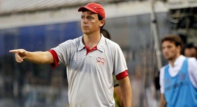 Fernando Diniz apareceu no cenário nacional em 2016 com o Audax