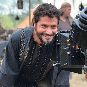 Fernando gravou cenas em Marrocos