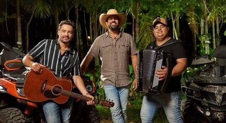 Trio vai dividir os vocais em 'Só Não Divulga'