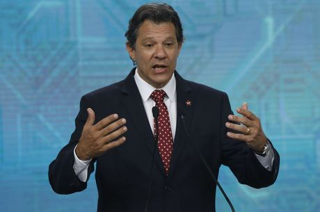 Fernando Haddad é o candidato do PT à Presidência
