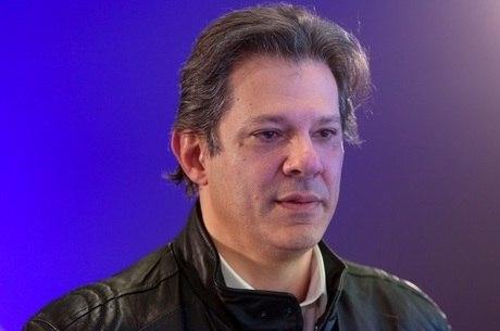 Haddad substituirá Lula como candidato do PT