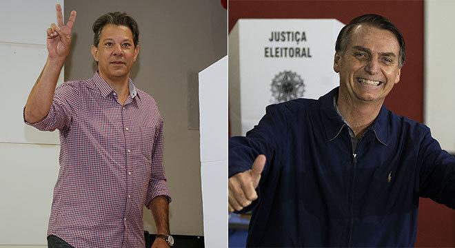 Brasileiros voltarão às urnas em 28 de outubro para decidir entre PT e PSL