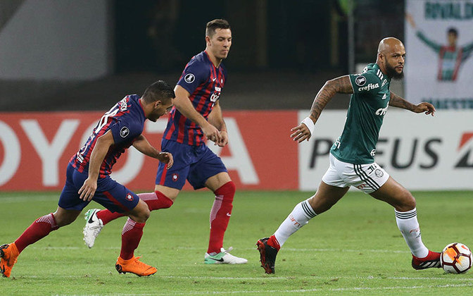 Fernando Jubero (espanhol): 1 vez (Cerro Porteño 2018)