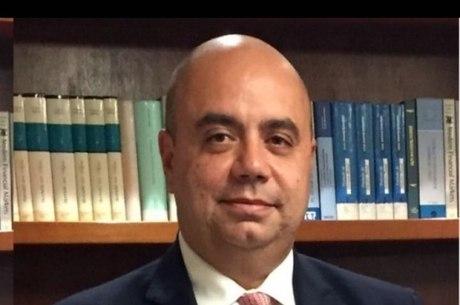 Fernando Mendes, presidente da Ajufe