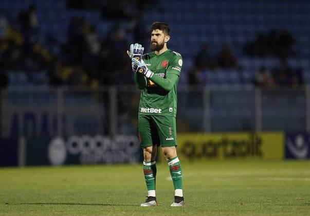 FERNANDO MIGUEL- Vasco (C$ 9,77) - Jogando em casa contra o Atlético-GO, tem bom potencial de não sofrer gols contra uma equipe que está na zona de rebaixamento neste momento. O Cruz-Maltino tem uma das melhores defesas do campeonato, só cinco gols sofridos.