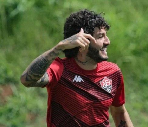 Fernando Neto (Vitória - Volante) - 28 anos - contrato até dezembro de 2021
