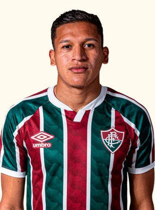 Fernando Pacheco - atacante - 21 anos - contrato até 31/12/2023