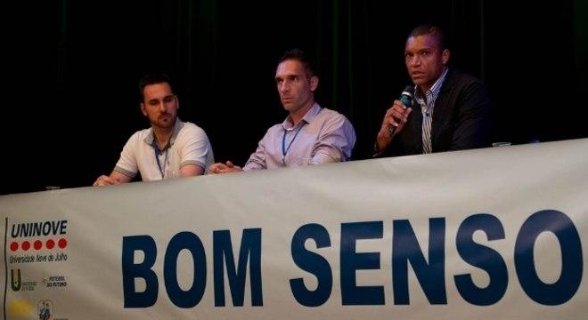 Fernando Prass. Um dos líderes do fracassado movimento Bom Senso