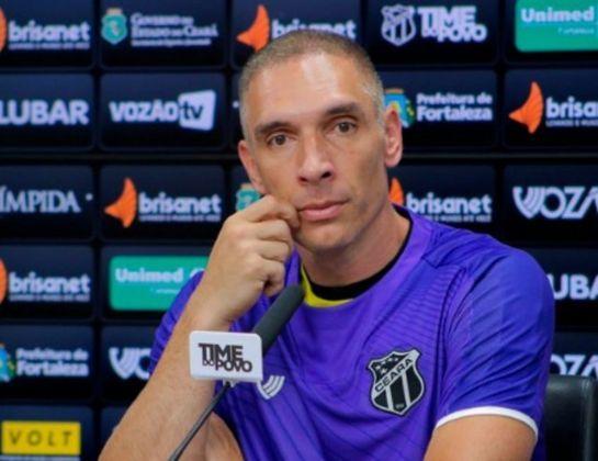 Fernando Prass - 42 anos - Ceará - Goleiro - Contrato até: 28/02/2021 - O experiente goleiro não deverá permanecer no Ceará