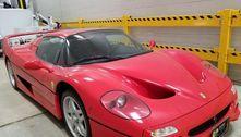 Ferrari roubada em 2003 na Itália é alvo de disputa nos EUA