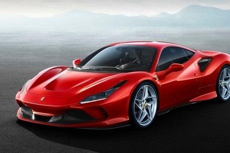 Ferrari terá o IPVA mais caro da cidade