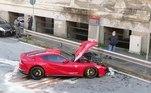Ferrari, Ferrari 812 SuperFast, Marchetti