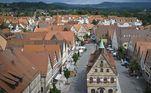 O caso foi flagrado na pequena cidade deLauf an der Pegnitz, na região alemã da Baviera