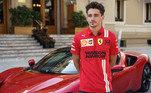 Ferrari, Leclerc, Mônaco,