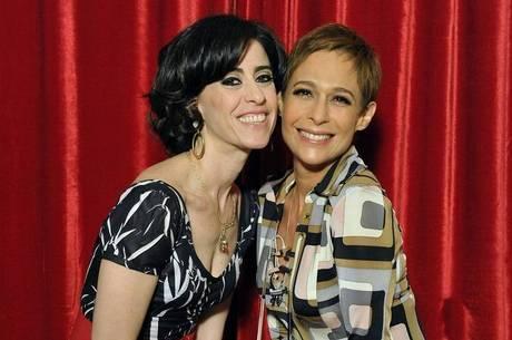 """Fernanda Torres e Andrea Beltrão, protagonistas de """"Tapas & Beijos"""""""