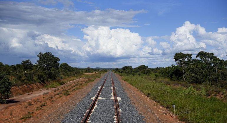 Fiol (Ferrovia de Integração Oeste-Leste), na Bahia, será uma das ofertadas na Infra Week