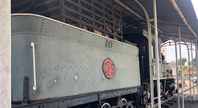 Os trens no passado levavam cidadãos para cidades distantes no País