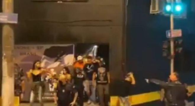 GCM acaba com festa clandestina durante quarentena na Grande SP